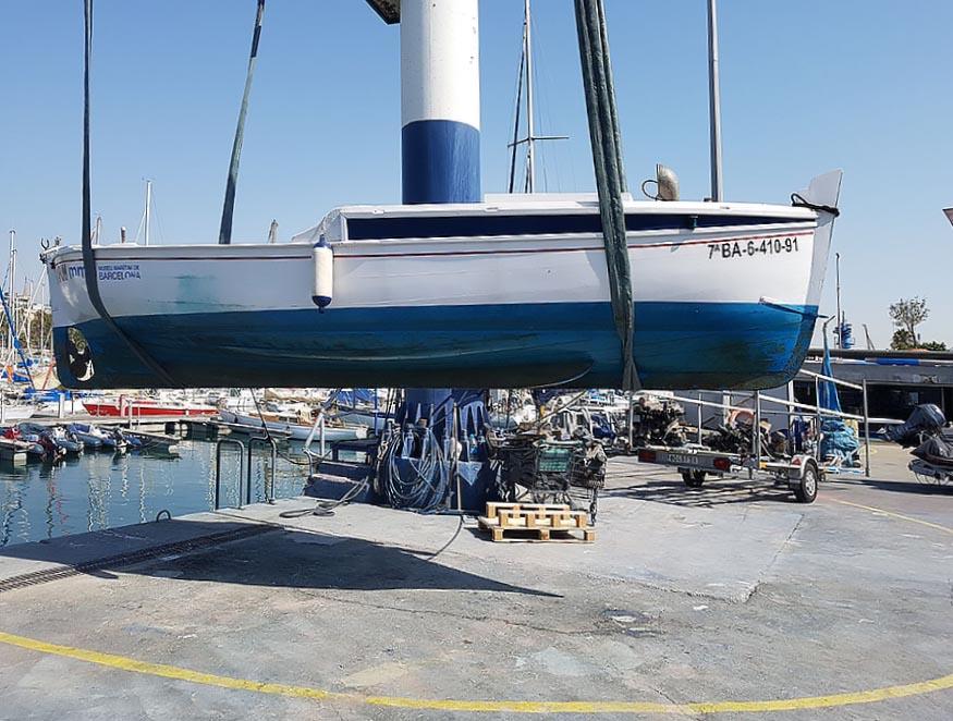 Mecánica náutica