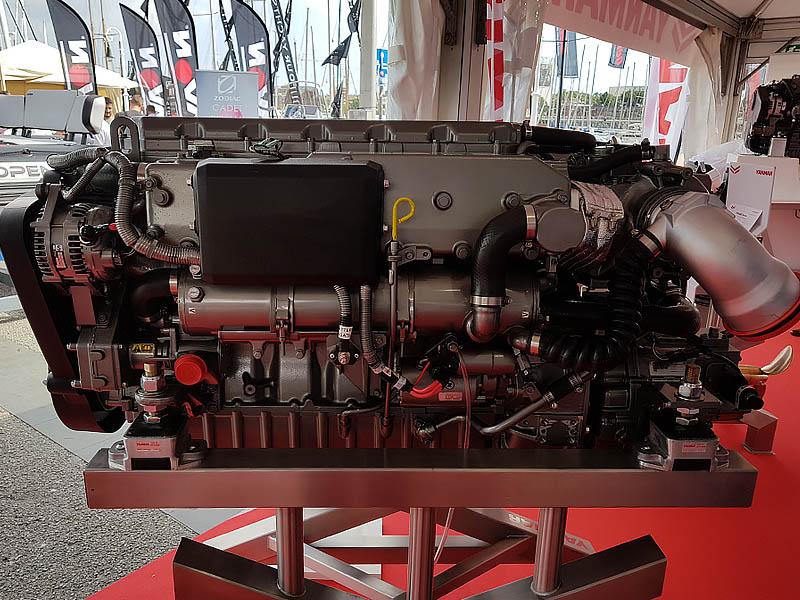 Reparación Motor para embarcación