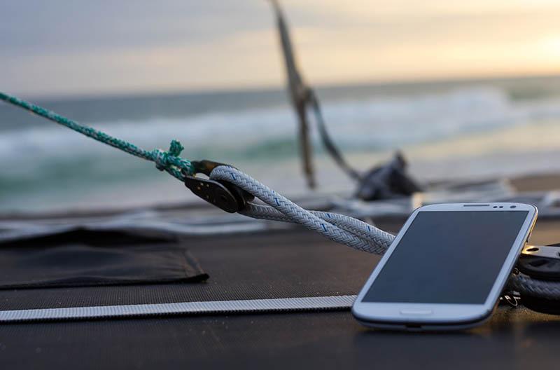Cobertura y Comunicación en Alta Mar