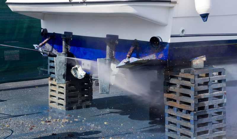 pintura barco