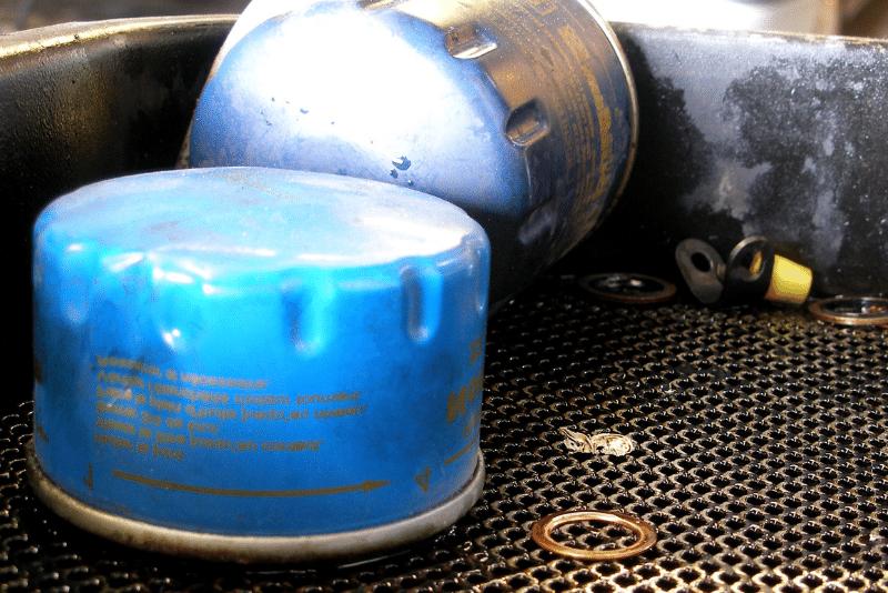 Filtros de aceite embarcación