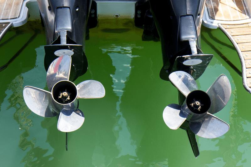 Rendimiento de un Motor Fueraborda