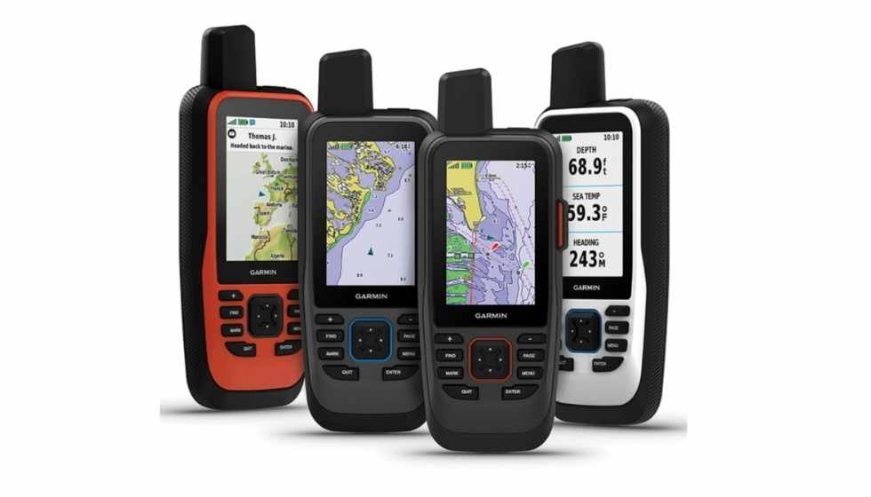 Gama Garmin GPSMap 86 - Daniel Nautical Solutions